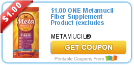 Tri Cities On A Dime Save 100 On Metamucil Fiber Supplement