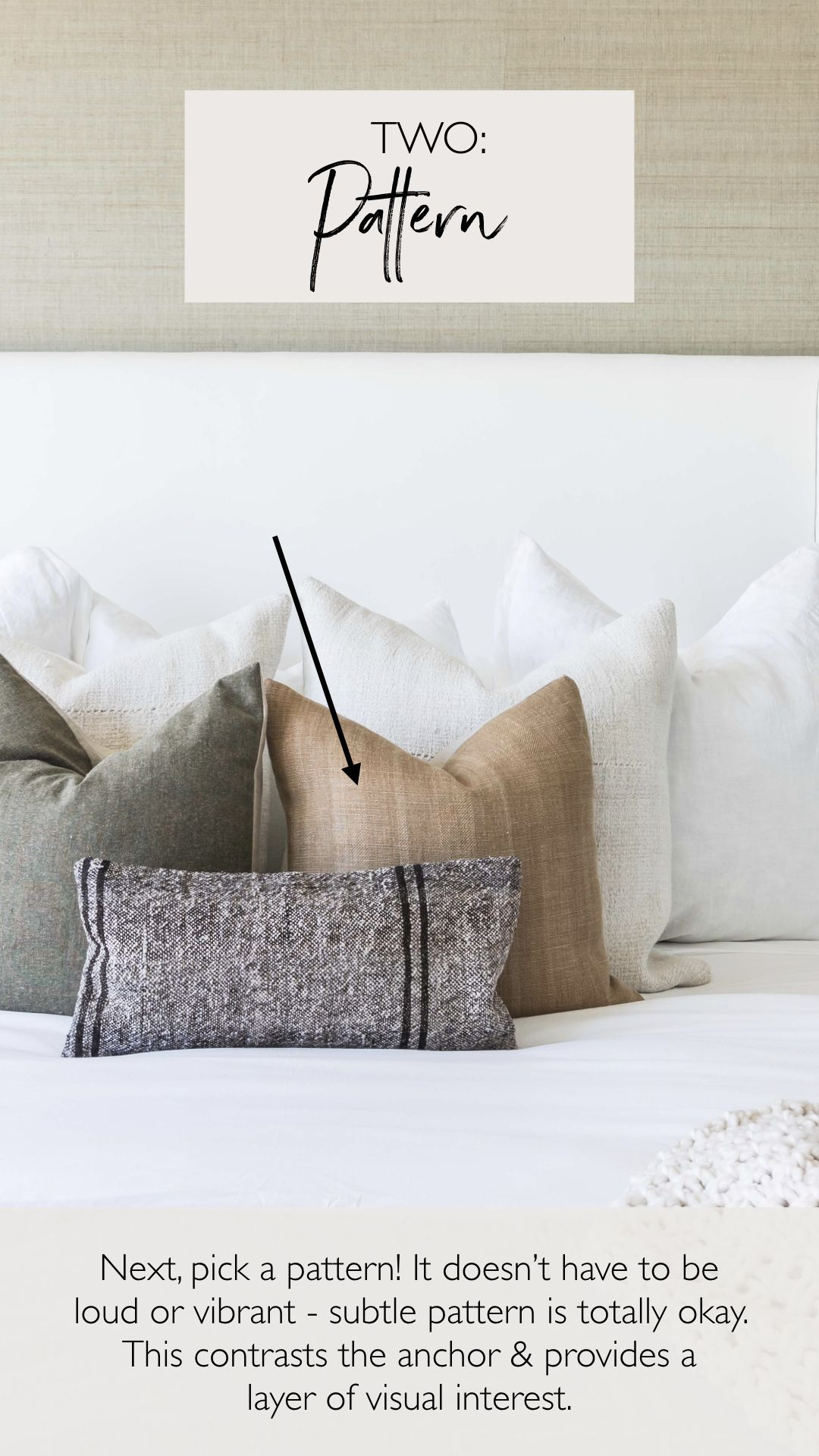 Pillow Styling | INTERIOR DESIGN TIPS AND TRICK | #DesignTips #InteriorDesign #InteriorDesignTips #Tips #DecorTips #DesignGuide #InteriorDesignGuide #HomeDecor