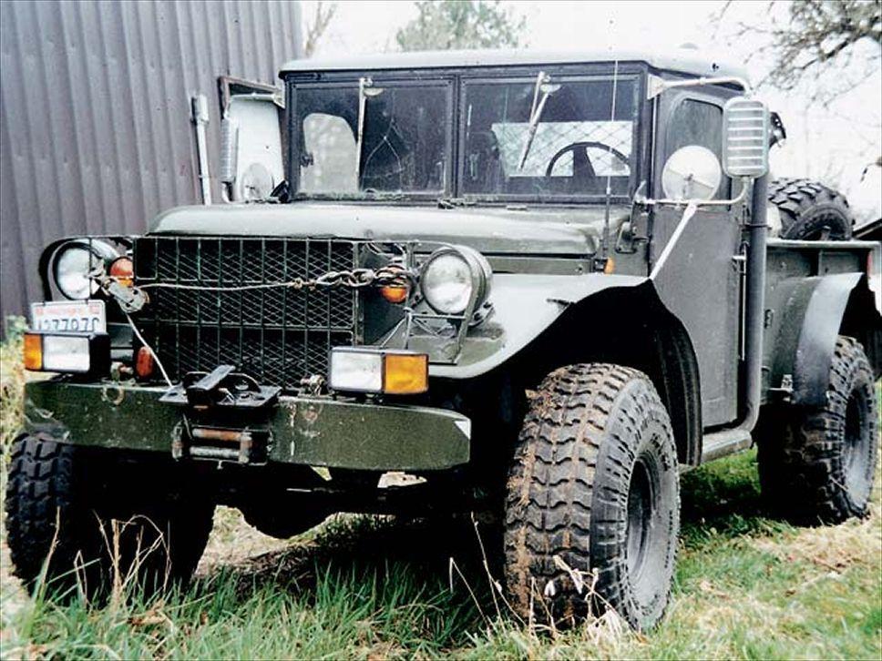 1953 Dodge M37 4x4 | Cool, Classic 4x4's Dude | Pinterest | 4x4, Vehicle and Cars