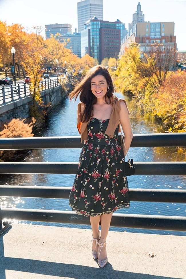 Classy Girls Wear Pearls: Autumn Providence