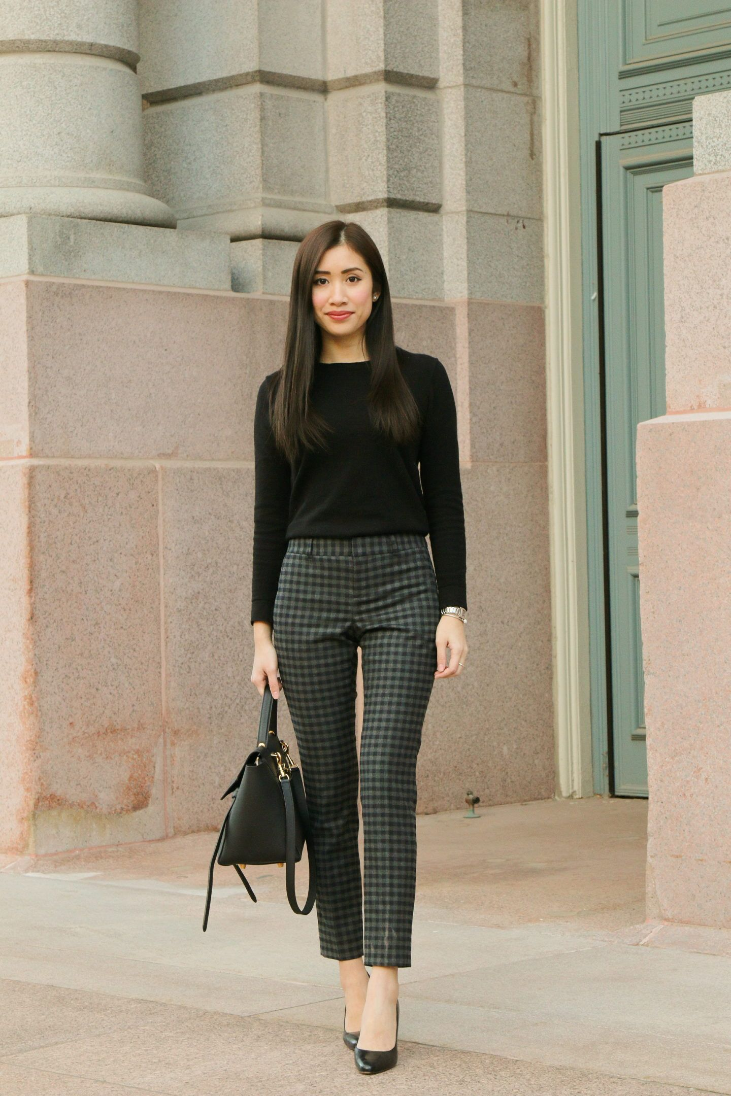 Professional work outfit on Kimlet.com | Casual work outfits