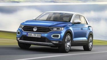 Vw T Roc Revealed With Images Volkswagen Suv Compact Suv