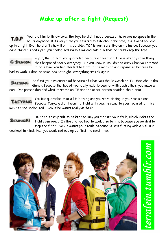 List of Synonyms and Antonyms of the Word: mblaq scenarios