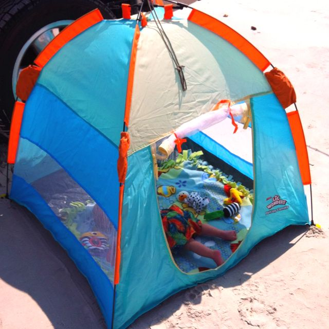 Love this tent! We use it for the beach. Got it at babies r & Love this tent! We use it for the beach. Got it at babies r us ...