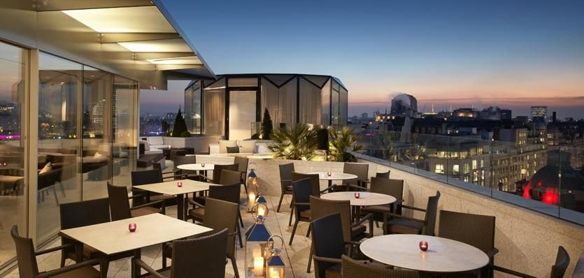 Radio Tower Rooftop Bar Google Search Hoteles