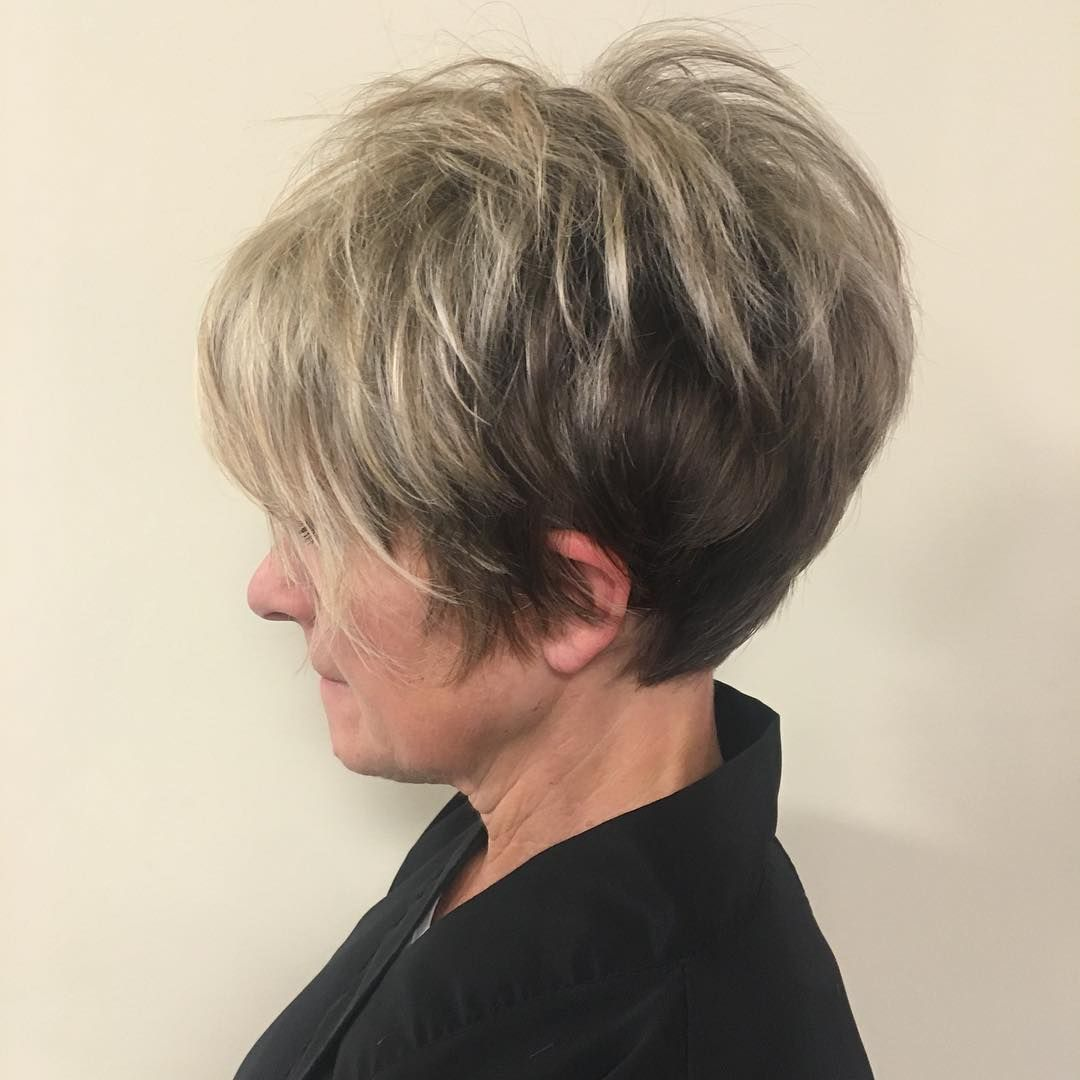 Nice 80 Enchanting Haircuts For Women Over 50 Fashion Forward Cuts