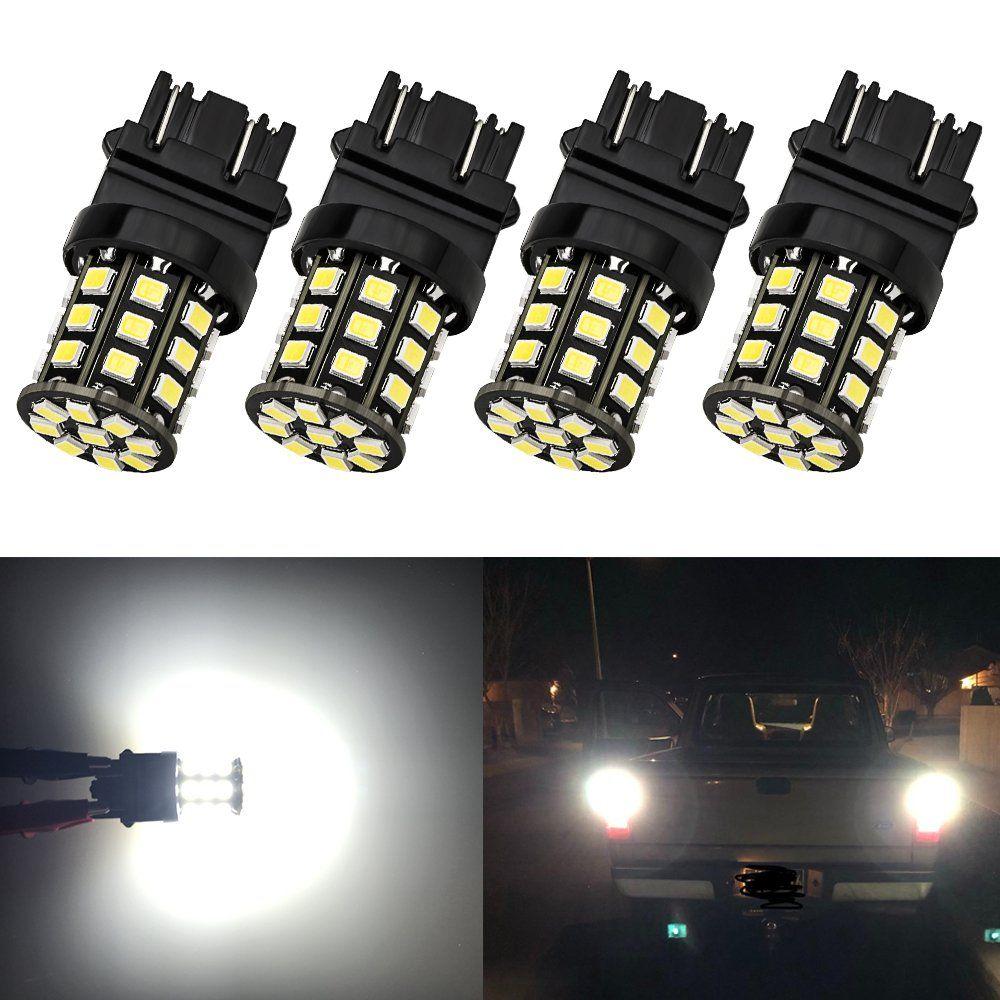Antline 3157 3156 3057 4157 3056 Led Bulbs White 12 24v Super Bright 1000 Lumens Replacement For Backup Reverse Lights Tail Brake Led Bulb Packing Light Bulb