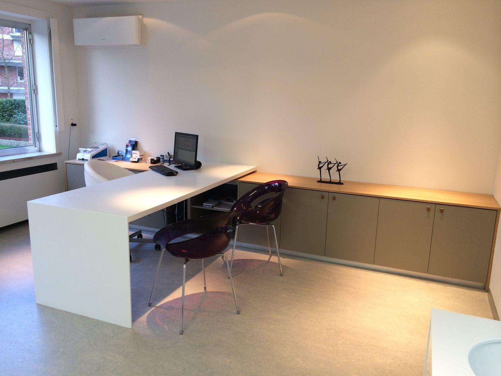 Pin Van Ln Op Dental Clinic Inspiration Huis Interieur Interieur Spreekkamer