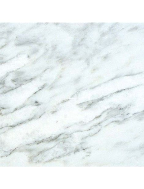12 In X 12 In Arabescato Carrara White Solid Polished Finish Marble Flooring Tile Honed Marble Floor Carrara Honed Marble
