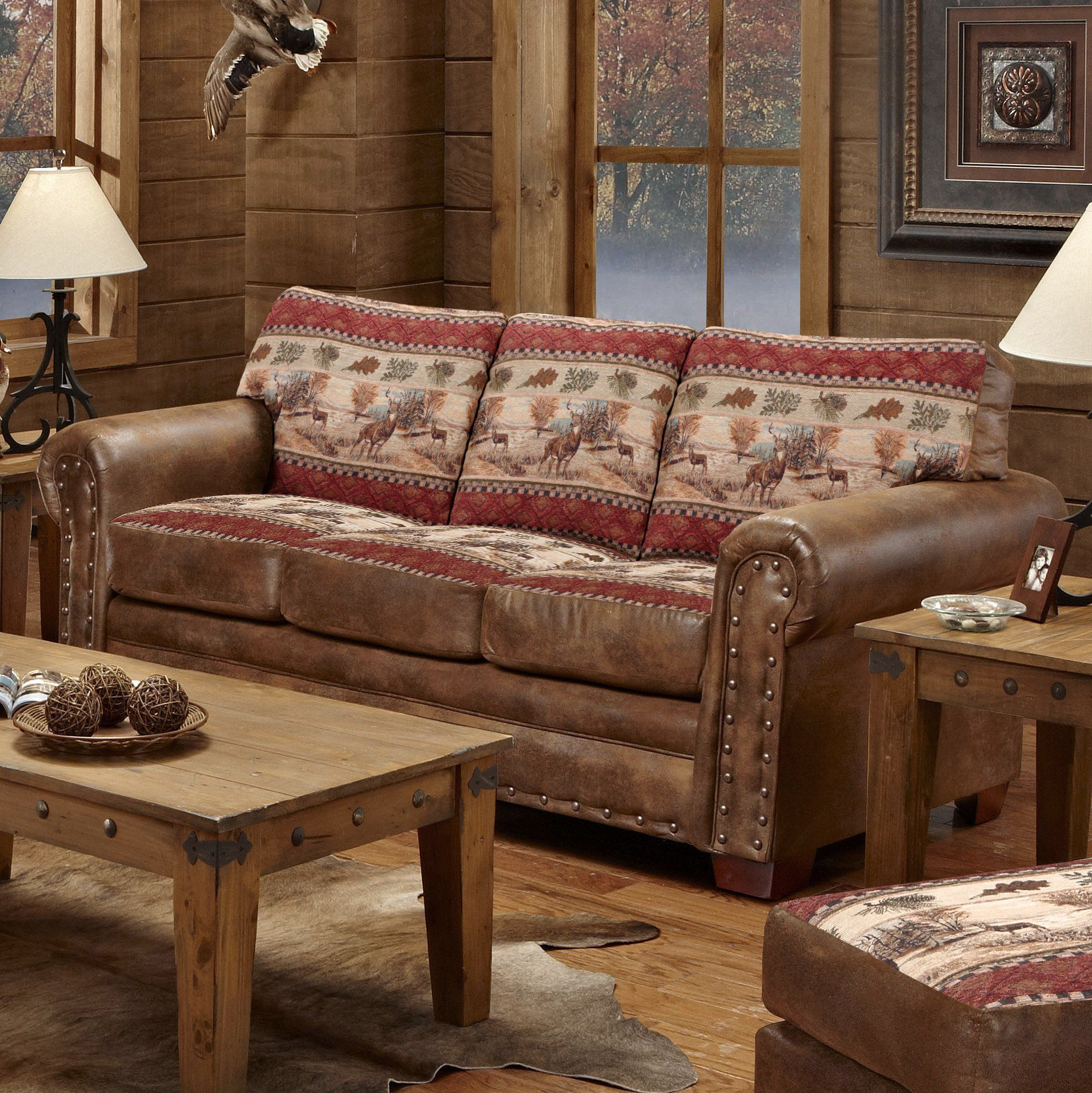 American Furniture Classics Deer Valley Sleeper Sofa See This Great Product Affiliate Link Sofa American Furniture Sleeper Sofa Furniture