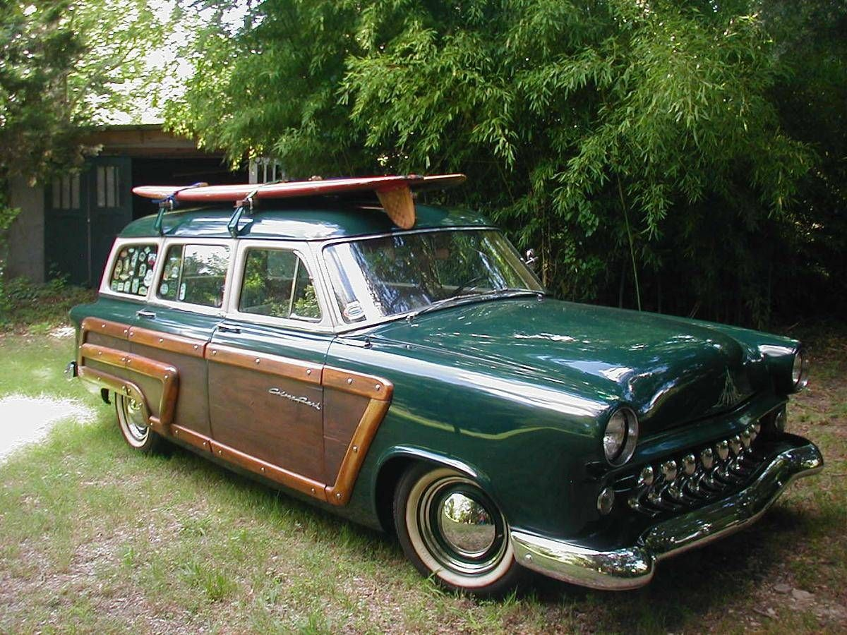 1953 Ford Woody Wagon Maintenance of old vehicles: the material for ...