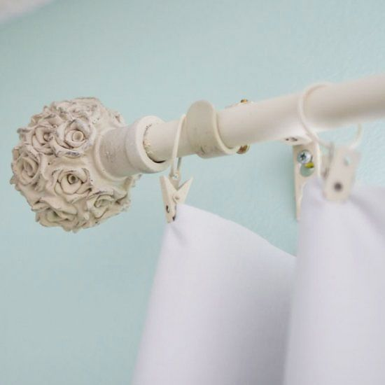 I Figured Out A Diy Way To Have Great Curtain Rods At A Fraction