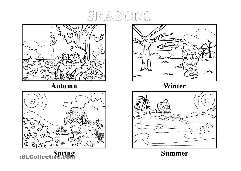 Seasons Seasons Activities Seasons Worksheets Worksheets For Kids [ 1018 x 1440 Pixel ]