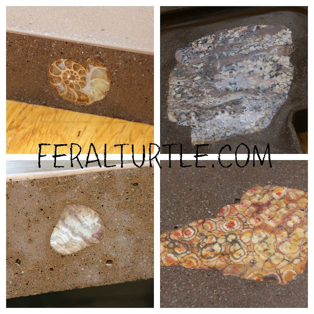 Creating A Concrete Countertop