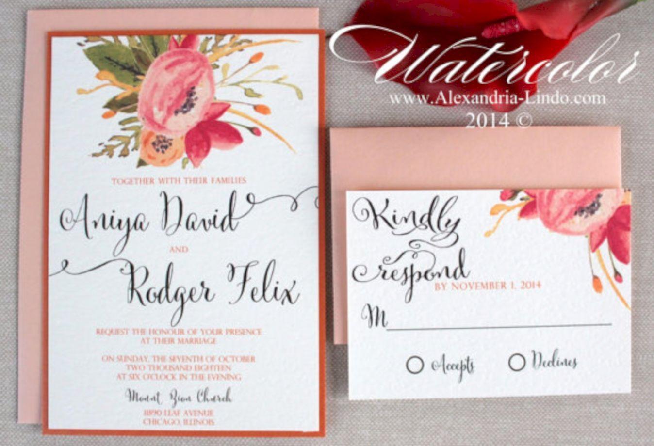 57 Stylish DIY Western Wedding Invitations Ideas   Diy cards, Card ...