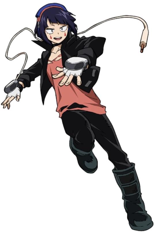 Kyoka Jiro My Hero Academia Hero Costumes Hero