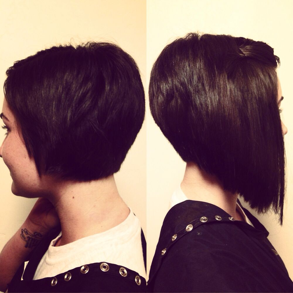 Tired Of Your Pixie Cut A Line Before And After Tape In - Hairstyles for short hair extensions