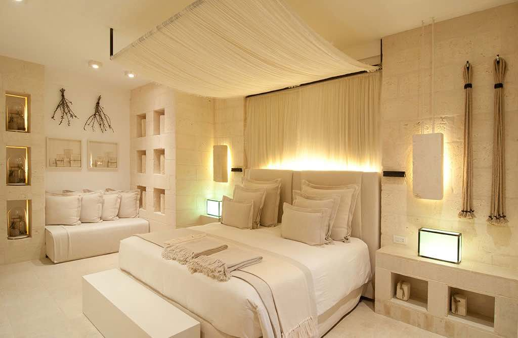 Borgo Egnazia Is A Unique Resort In Puglia In Savelletri Di Fasano Discover Our Range Of Elegant Boutique Hotel Room Home Room Design Farmhouse Bedroom Decor
