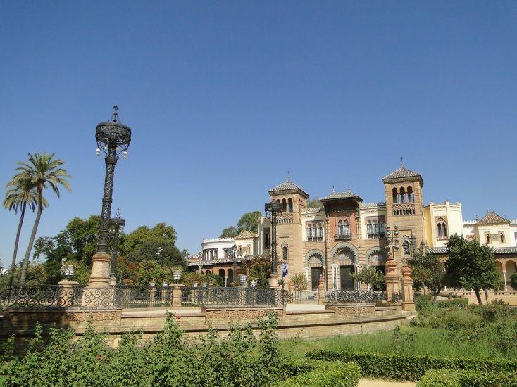 Parque de María Luisa en #Sevilla #Seville