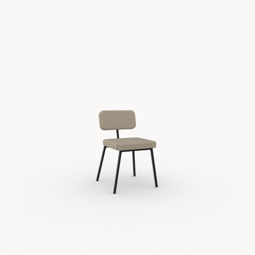 Design Chairs By Studio Henk Studio Henk In 2020 Minimalist Chair Chair White Upholstery