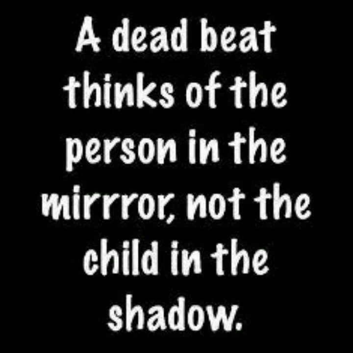 Image result for deadbeat parents aren't just dads