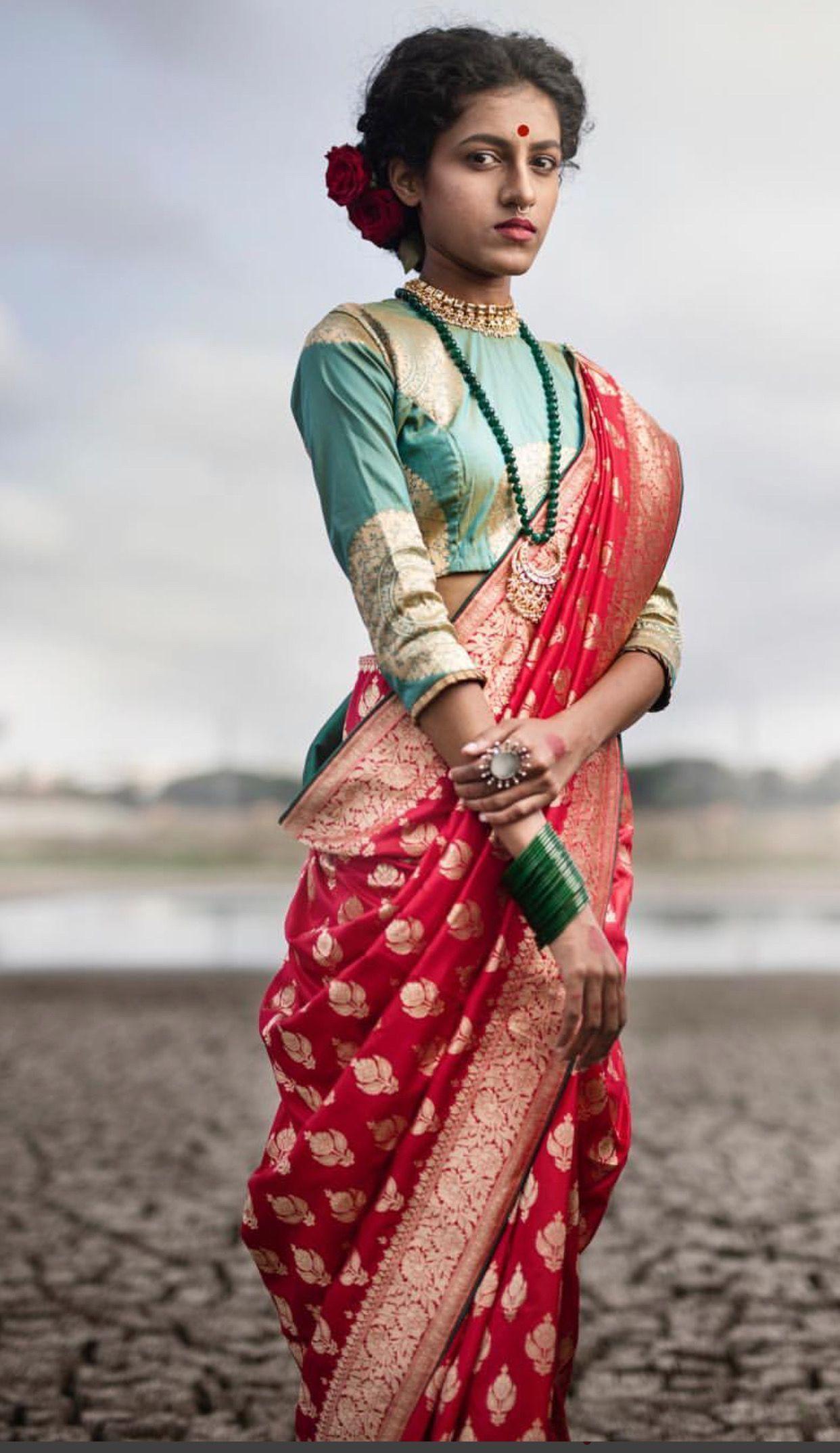 68d749675e T bhavi91 Bollywood Style in 2019 Fashion Saree