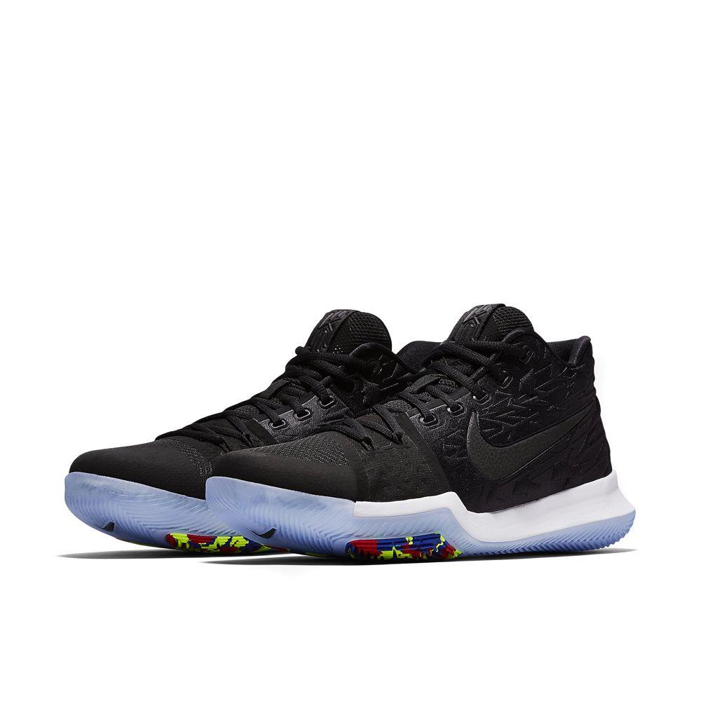 Nike Kyrie 3 EP (852396-009) Black Ice New Arrival #solecollector  #dailysole #kicksonfire #nicekicks #kicksoftoday #kicks4sales #niketalk ...