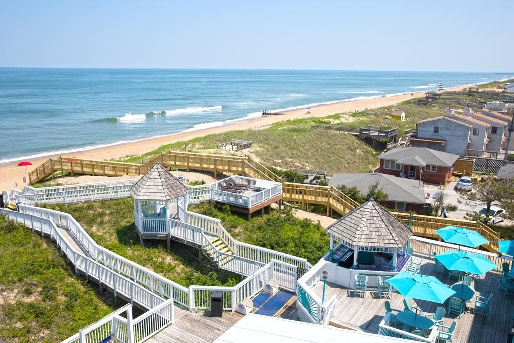 Pin By Loriann Pelosi On Nags Head Outer Banks North Carolina Beach House Nags Head Beach Oceanfront