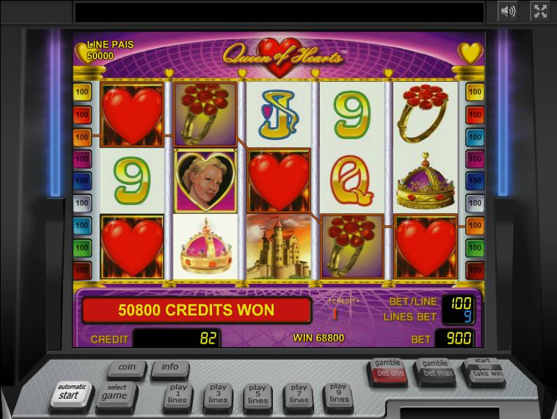Королева сердец казино интернет казино на забугорных сайтах