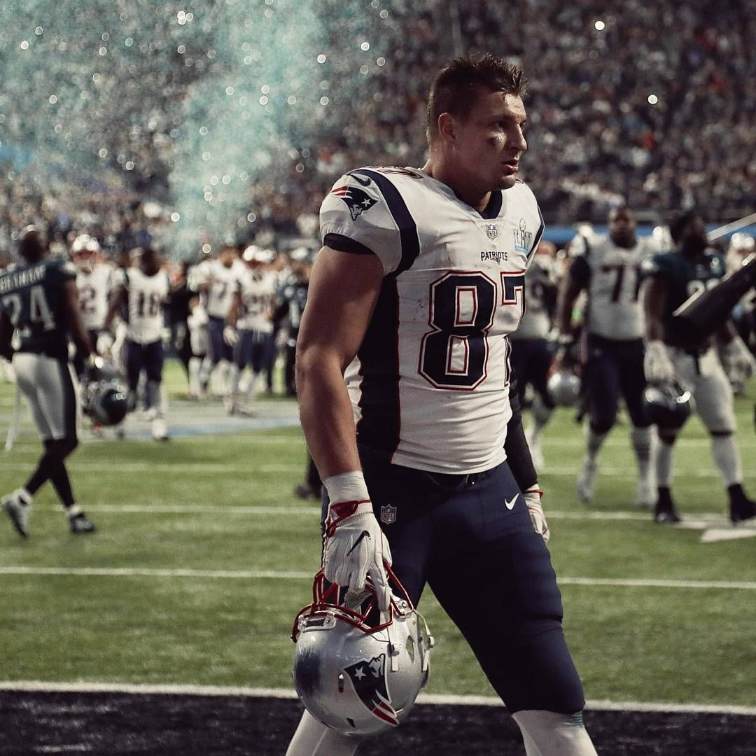 There Are Rumors Floating Around That The Reason Patriots Te Rob Gronkowski Is Considering Retirement Is To Pursue Gronkowski Rob Gronkowski Fantasy Football