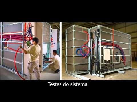 A TECNOBAGNO CONSTRUÇÃO DE BANHEIROS LTDA. é especializada na execução de…