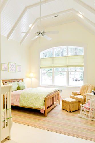 Dilwyne Designs We Painted The Floor And Ceiling In Benjamin Moore Cotton