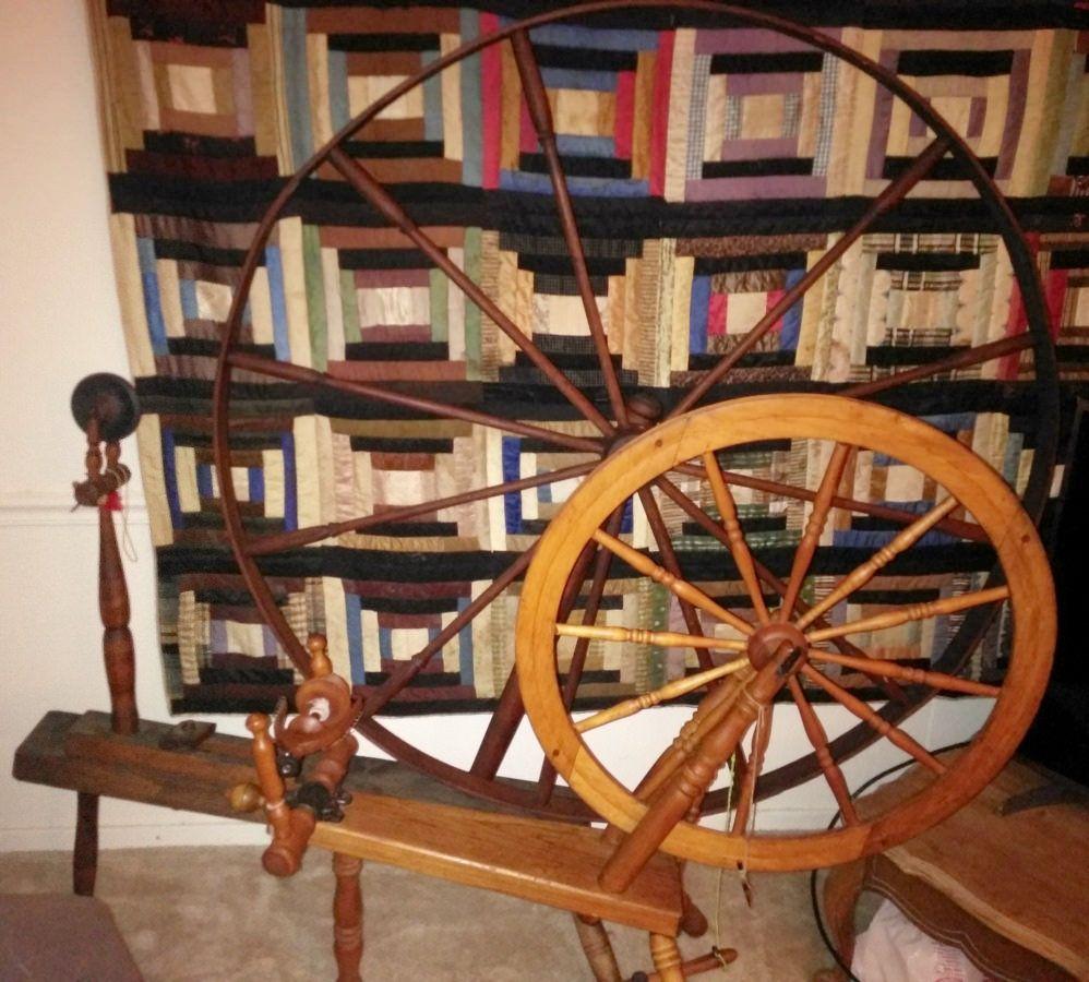 CPW dwarfed by a Great Wheel