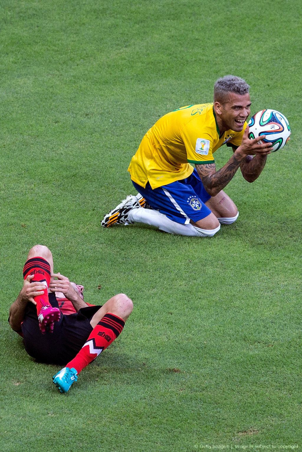 Brazil vs Mexico - Brazil 2014 World Cup (With images ...