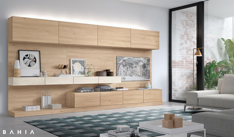 Salones Bahia | Comedores modernos | aparador | muebles tv ...