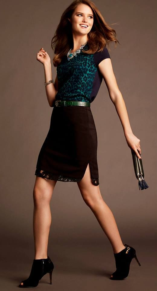 Wardrobe Wednesday @ShopCrabtree #AnnTaylor #AnnTaylorfallcollection #KateHudson