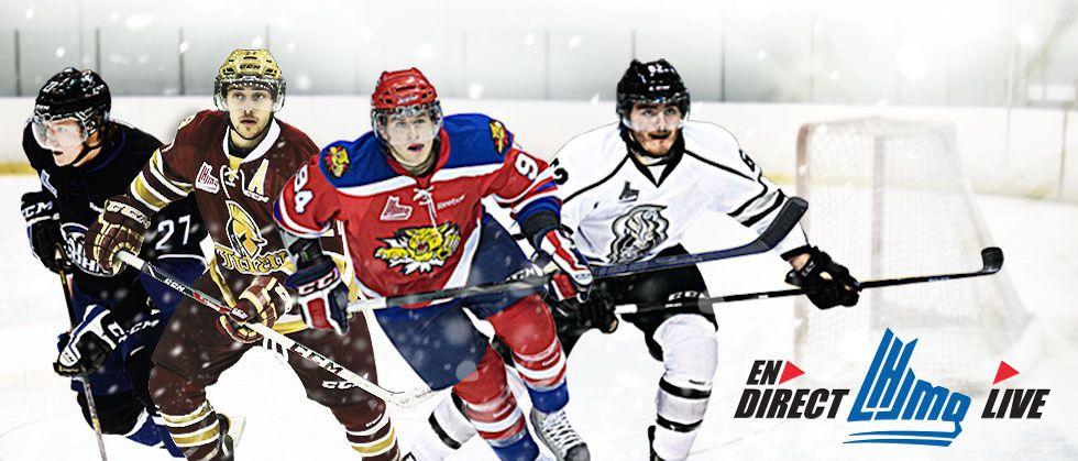 Qmjhl Live Watch Quebec Major Junior Hockey League Games Live
