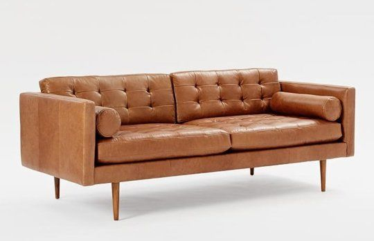 10 Stylish Modern Leather Sofas For Every Budget 쇼파