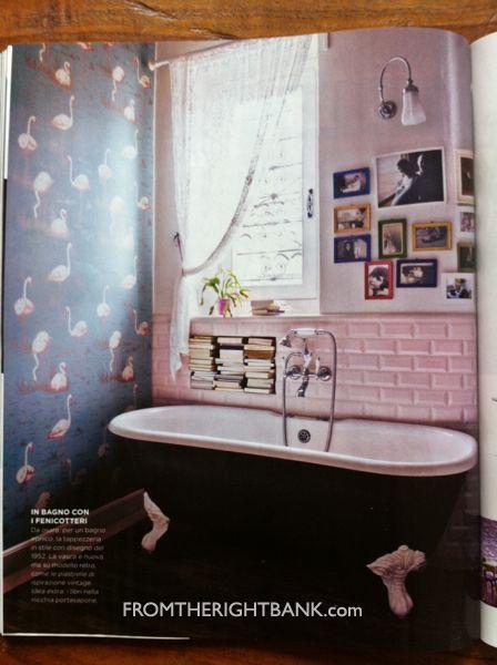 flamingo wallpaper available at walnut wallpaper