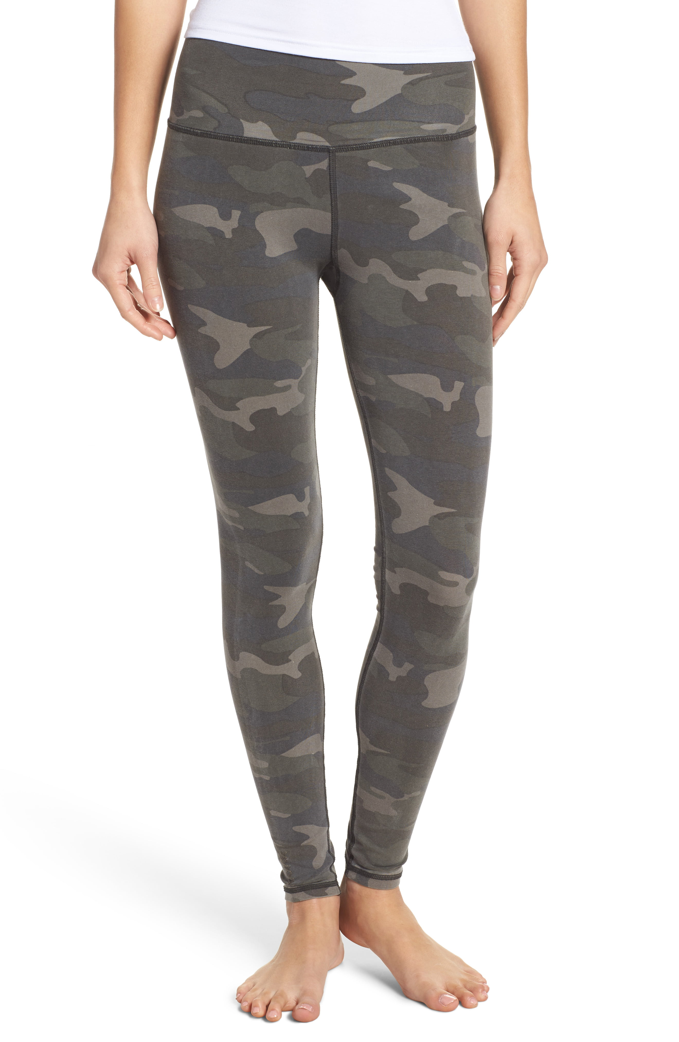 44435797fb5b50 Women's Ragdoll Camo Lounge Leggings, Size Small - Green | Products ...