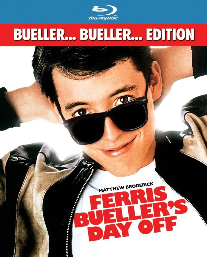 Ferris Bueller's Day Off [Bluray] [1986] Blu ray