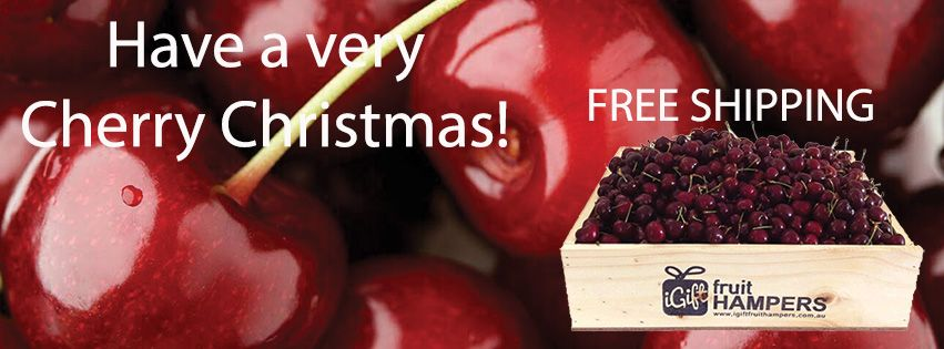 Cherry Gifts  www.igiftFRUITHAMPERS.com.au  Cherry Hampers - FREE SHIPPING - Australia Wide #cherrygifts #cherryhampers #fruit #cherries #fruithampers #fruithampersaustralia #igiftfruithampers