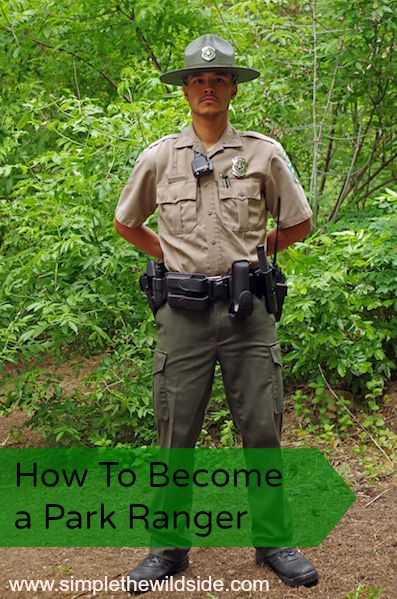 u0026quot how to become a park ranger u0026quot just in case there is a short