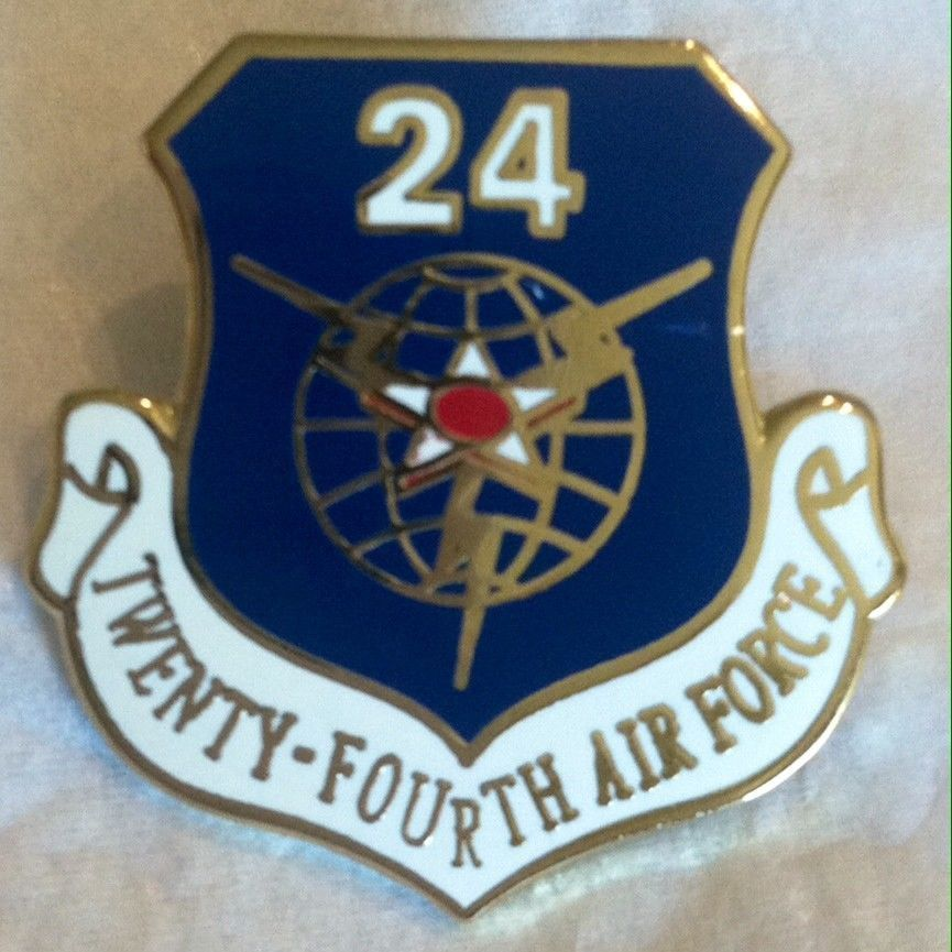 United States (US) Air Force 24th Special Tactics Squadron