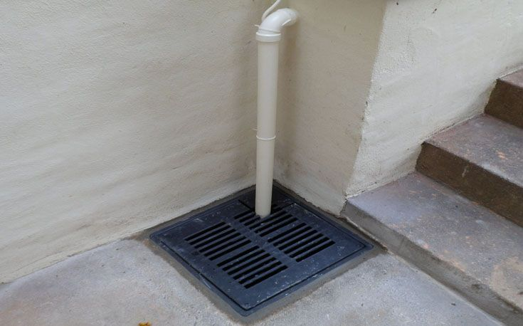 Stairwell Drains Sump Pump Cover Sump Pump Drainage Wet Basement