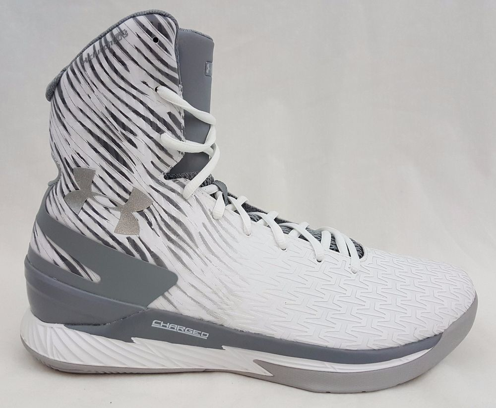928b4477767f where can i buy under armour clutchfit drive highlight 2 white gray size  11.5 1267779 100