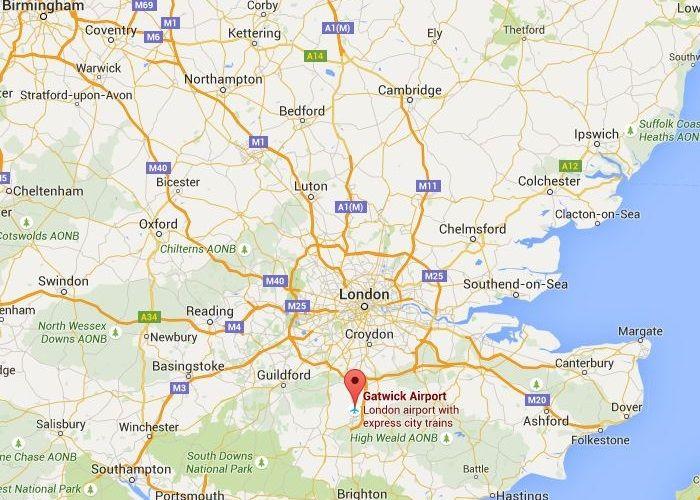 Map Of England Gatwick.Map Of England Gatwick Twitterleesclub