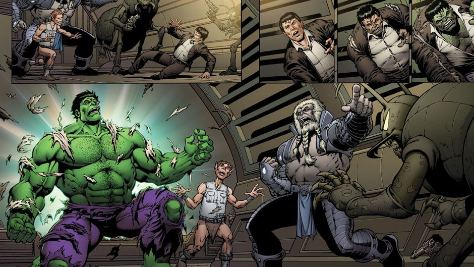 Thanos Vs. Hulk Coming From Marvel and Jim Starlin | Comicbook.com