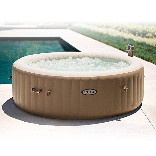 Best 25 spa portable ideas on pinterest spa ext rieur spa sauna and spa j - Jacuzzi spa exterieur ...