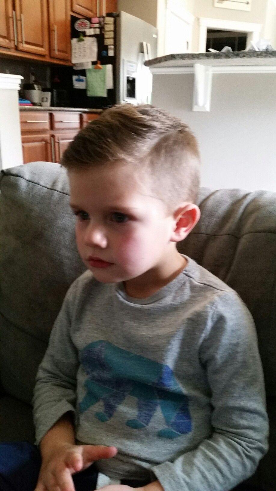 My Handsome Boy And Cool Kid Haircut Greyson Haircuts Pinterest